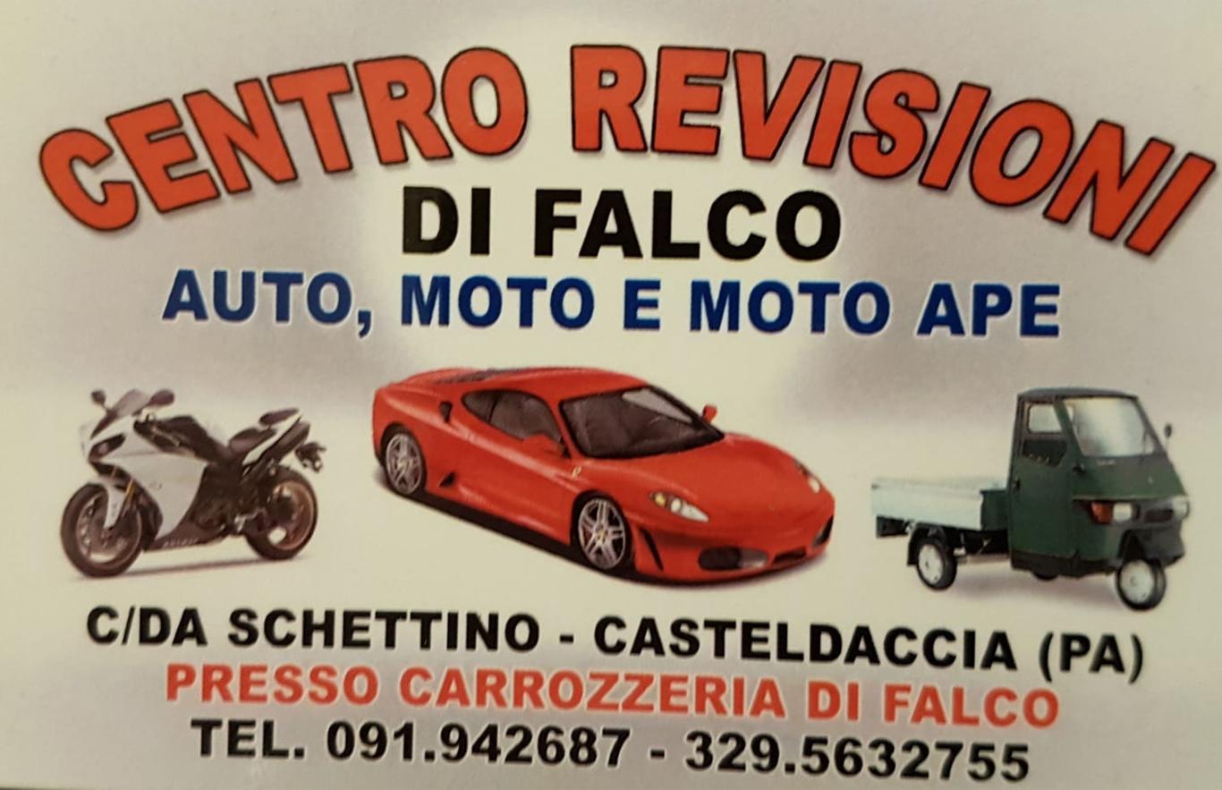 Centro Revisione e Carrozzeria Di Falco a Casteldaccia (PA)