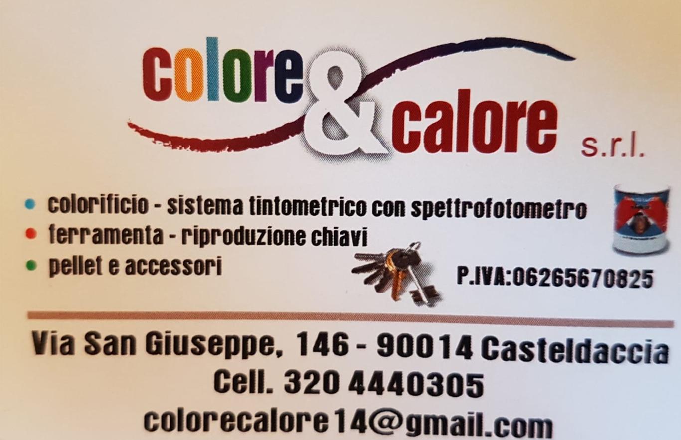 Colore & Colore srl a Casteldaccia (PA)