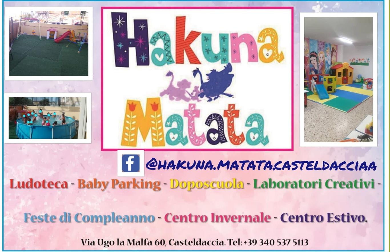 Hakuna Matata a Bagheria (PA)