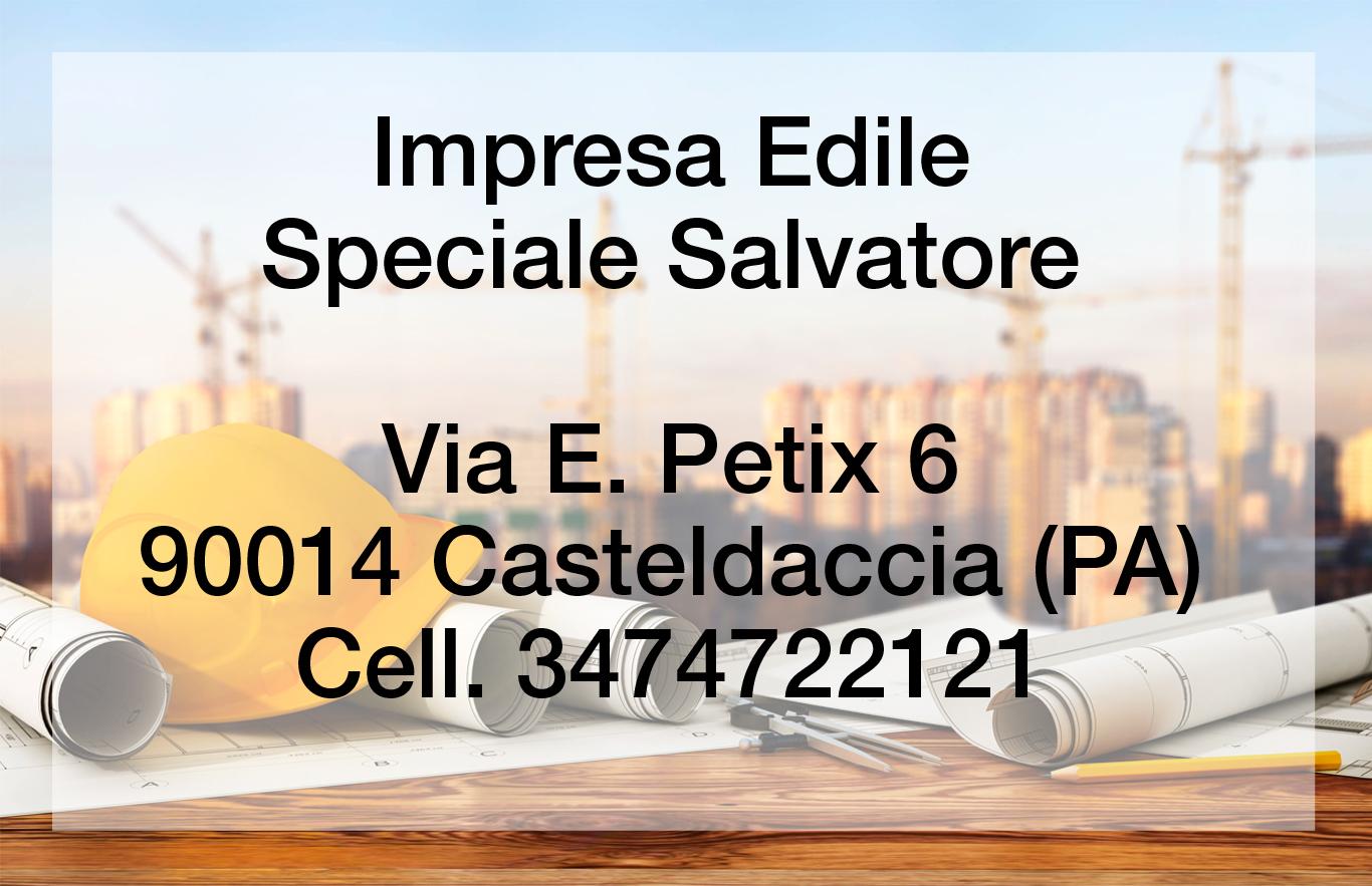 Impresa Edile Salvatore Speciale Casteldaccia (PA)