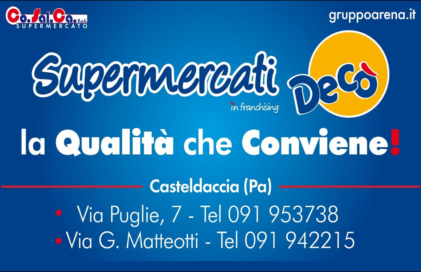 Deco Cosalca srl a Casteldaccia (PA)